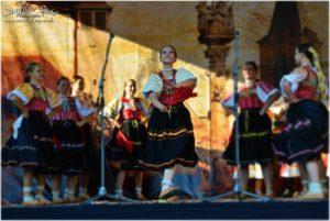 folklórny tanec