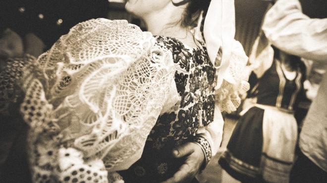 folklorna svadba