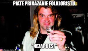 folklórna zmes