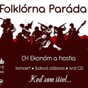 Folklórna paráda