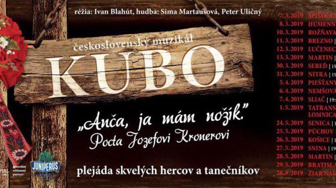 """KUBO - """"POCTA JOZEFOVI KRÓNEROVI"""""""