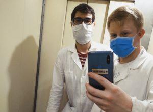 výroba dezinfekcie