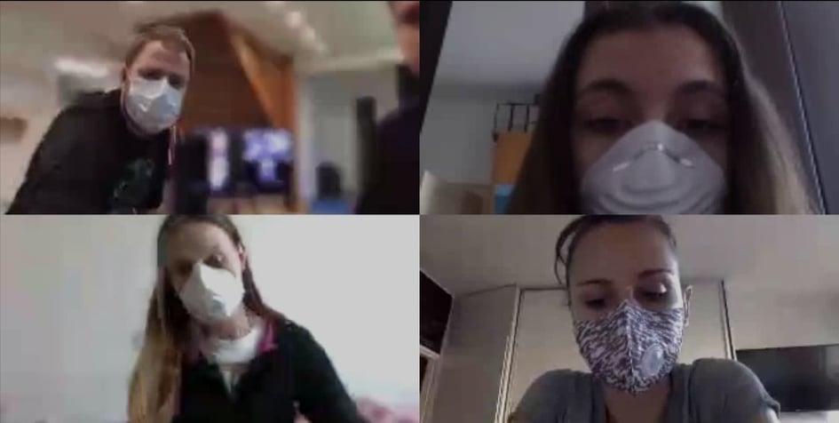 Slovenskí rebeli šíria osvetu #smedoma a bojujú s koronavírusom