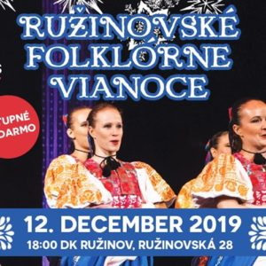 Ružinovké folklórne slávnosti 2019