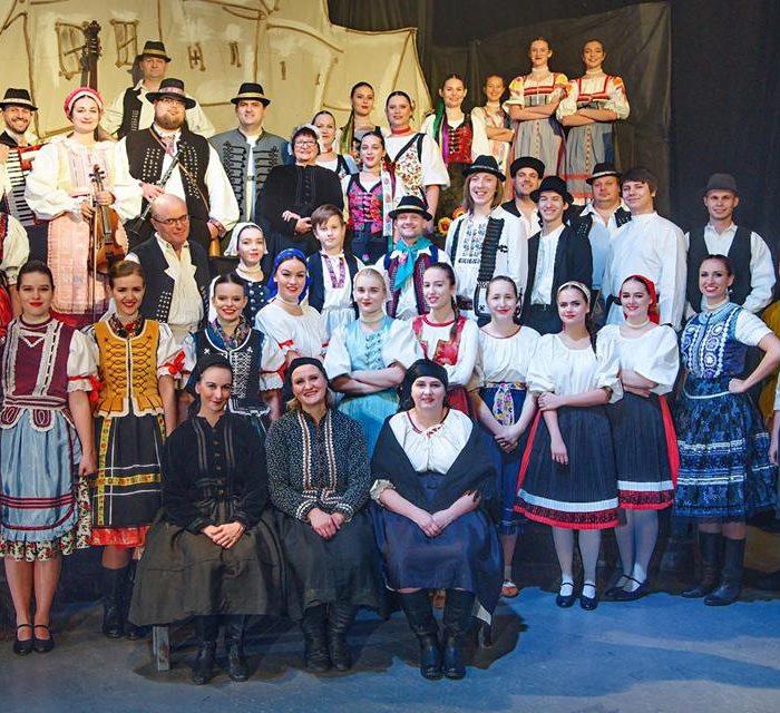 FMS Slovenskí rebeli (Folklórom motivovaný súbor)