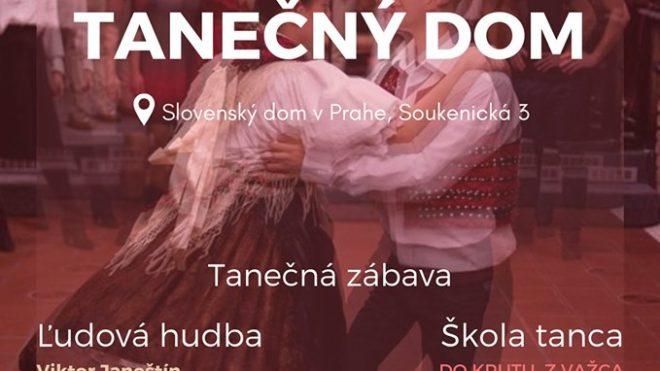 2. Slovenský tanečný dom v Prahe