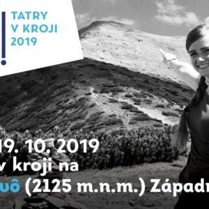 Tatry v kroji 2019