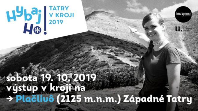 Tatry v kroji 2019 - výstup v kroji